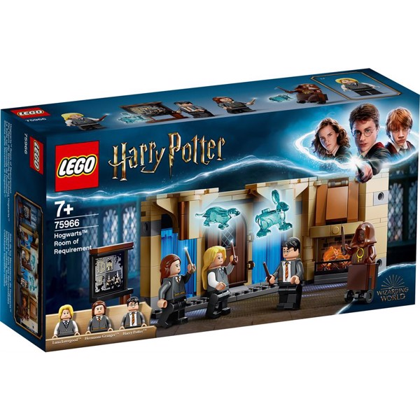 Image of Hogwarts Fornødenhedsrummet - 75966 - LEGO Harry Potter (75966)