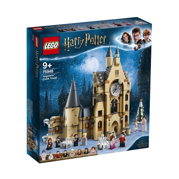 Image of Hogwarts-klokketårn - 75948 - LEGO Harry Potter (75948)