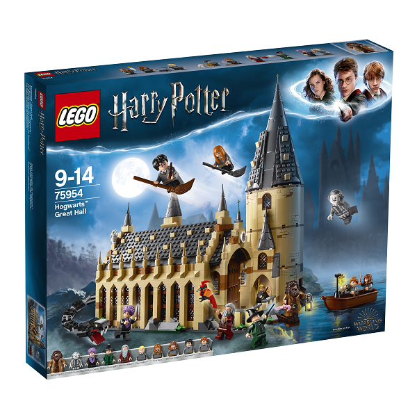 Image of Hogwarts storsal - 75954 - LEGO Harry Potter (75954)