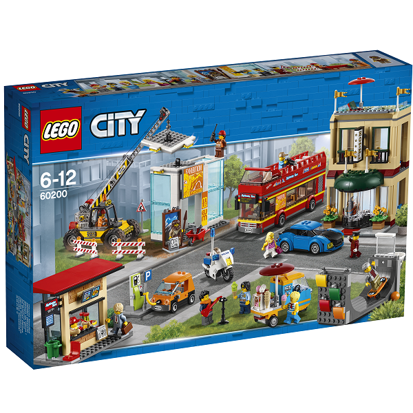 Image of Hovedstad - 60200 - LEGO City (60200)