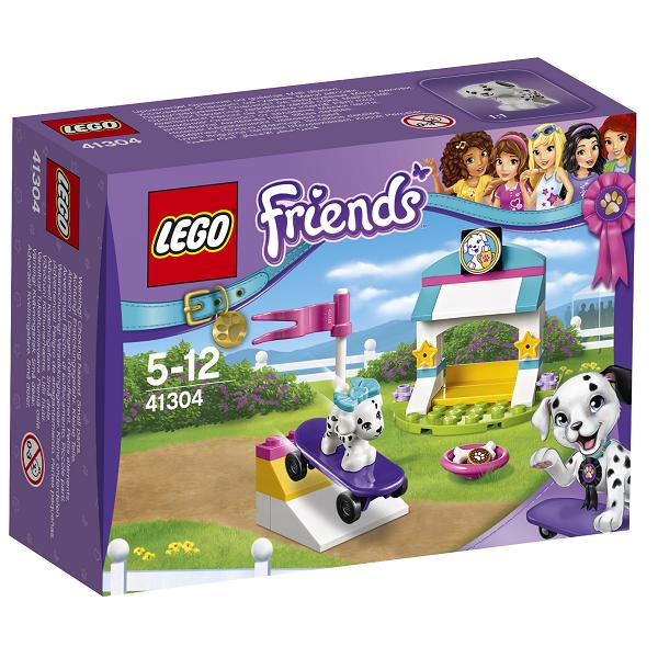Image of   Hvalpekunster og godbidder - 41304 - LEGO Friends