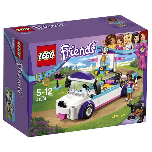 Image of   Hvalpeparade - 41301 - LEGO Friends