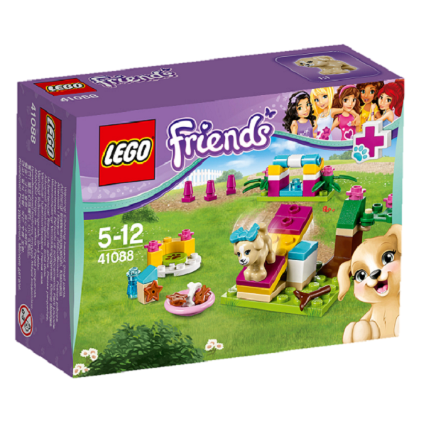 Image of Hvalpetræning - 41088 - LEGO Friends (41088)