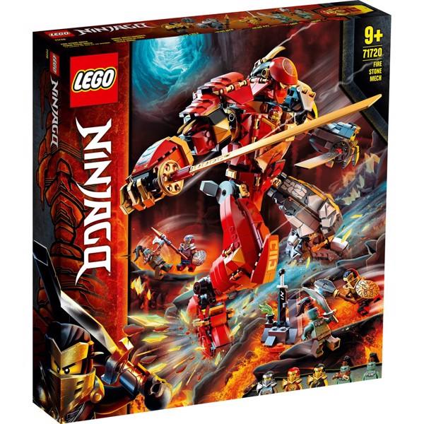 Image of Ildstensrobot - 71720 - LEGO Ninjago (71720)