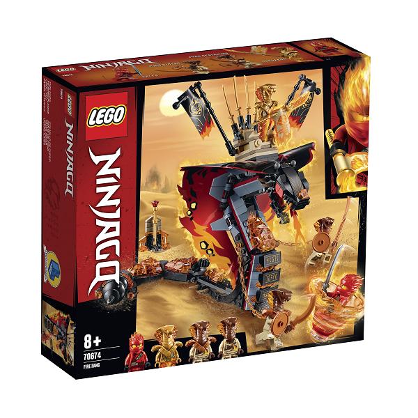 Image of Ildtand - 70674 - LEGO Ninjago (70674)