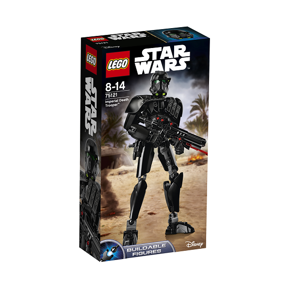 Imperial Death Trooper - 75121 - LEGO Star Wars