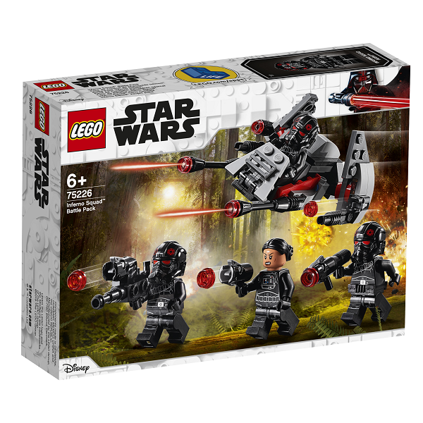 Image of   Infernogruppen Battle Pack - 75226 - LEGO Star Wars