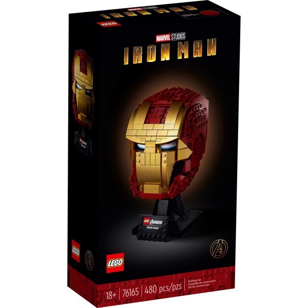 Image of Iron Man - 76165 - LEGO Super Heroes (76165)