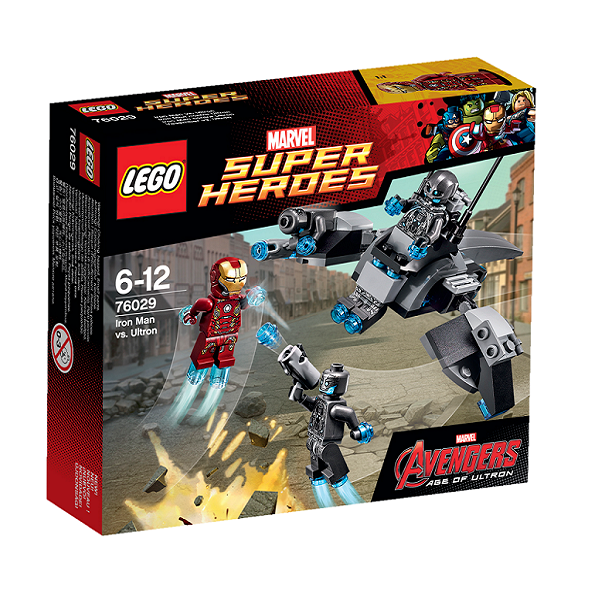 Iron Man mod Ultron - 76029 - LEGO Super Heroes