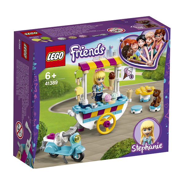 Image of   Isbod på hjul - 41389 - LEGO Friends