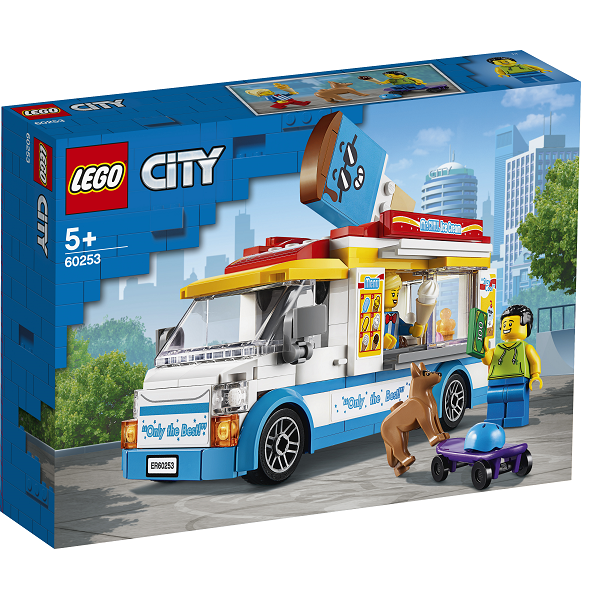 Image of   Isvogn - 60253 - LEGO City