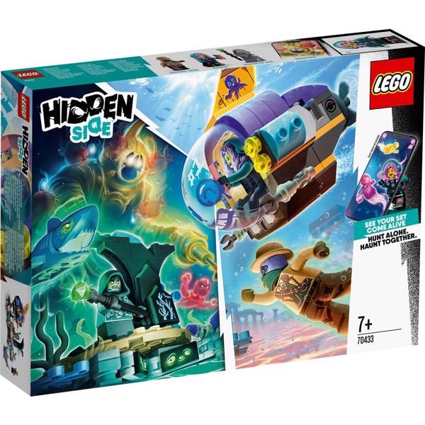 Image of J.B.'s ubåd - 70433 - LEGO Hidden Side (70433)