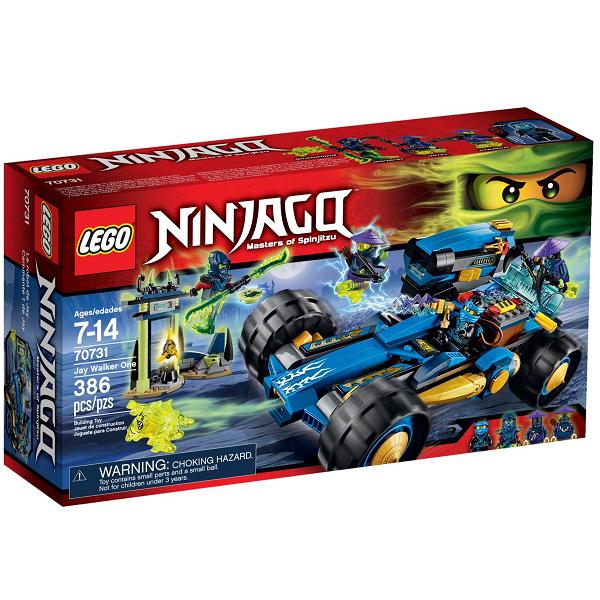 Jays kampvogn - 70731 - LEGO Ninjago