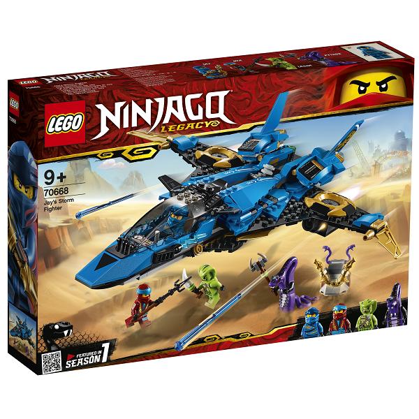 Image of   Jays stormjager - 70668 - LEGO Ninjago