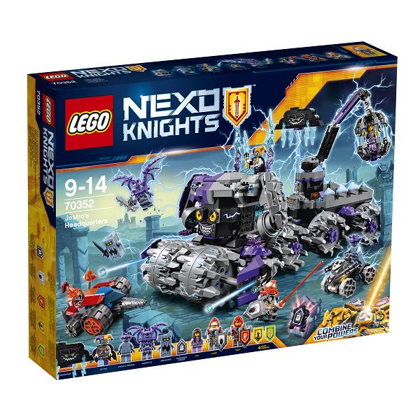 Jestros hovedkvarter - 70352 - LEGO Nexo Knights