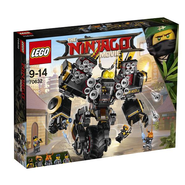 Jordskælvsrobot - 70632 - LEGO Ninjago