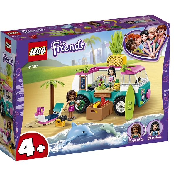 Image of   Juicevogn - 41397 - LEGO Friends