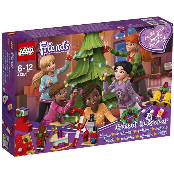 Image of Julekalender 2018 - 41353 - LEGO Friends (41353)