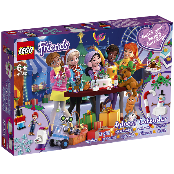 Image of Julekalender 2019 - 41382 - LEGO Friends (41382)