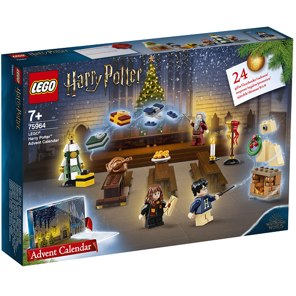 Image of Julekalender 2019 - 75964 - LEGO Harry Potter (75964)