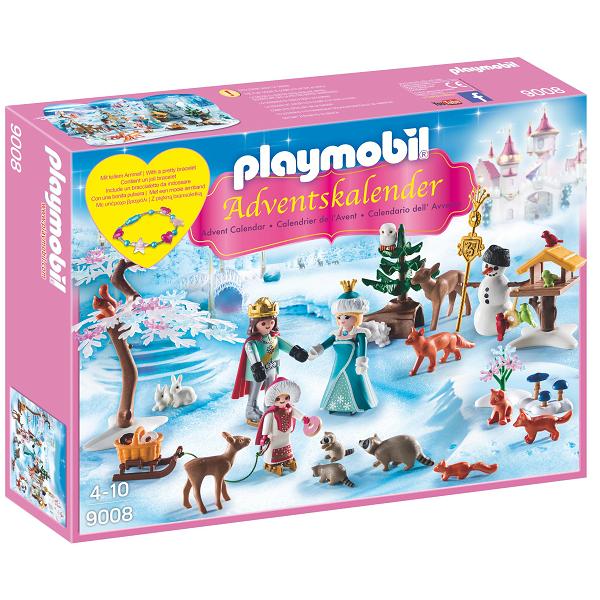 "Julekalender ""Royalt skøjteløb"" - PL9008 - PLAYMOBIL Christmas"