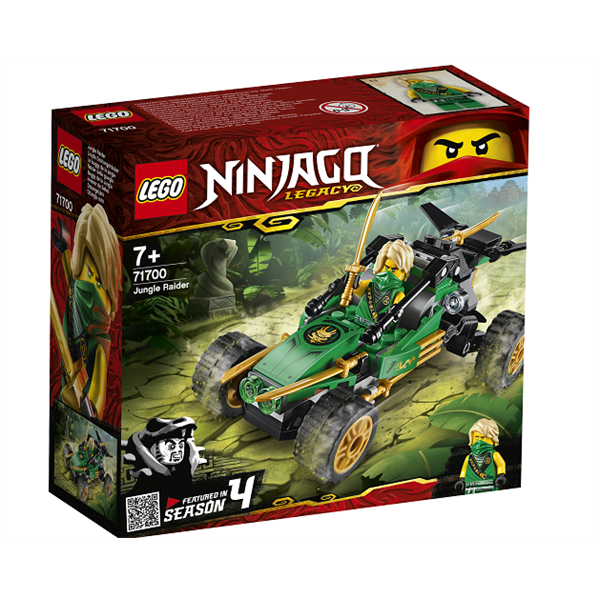 Image of Jungle-buggy - 71700 - LEGO Ninjago (71700)
