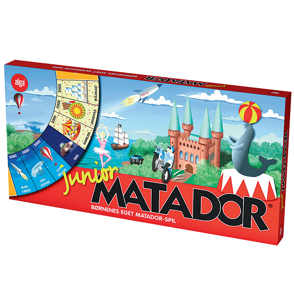 Image of   Junior Matador - Fun & Games