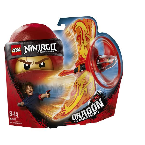 Image of   Kai # Dragemester - 70647 - LEGO Ninjago