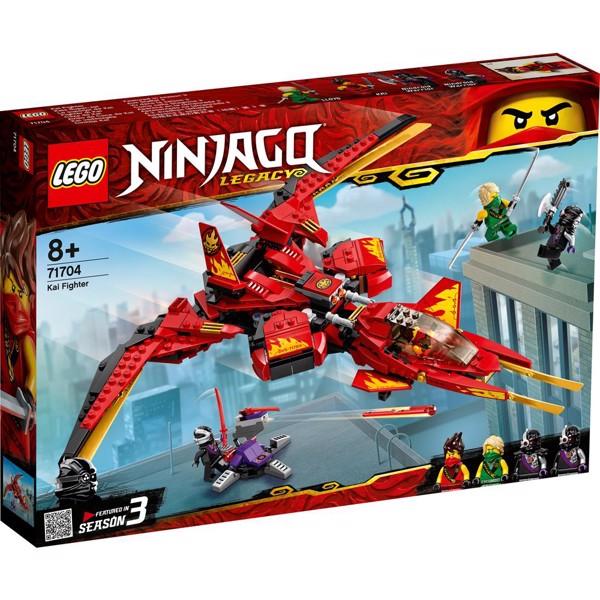 Image of Kais jetfly - 71704 - LEGO Ninjago (71704)