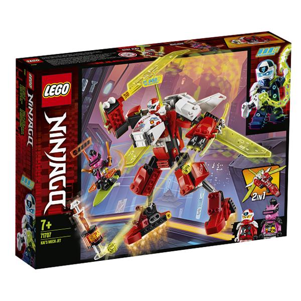 Image of   Kais robotjet - 71707 - LEGO Ninjago