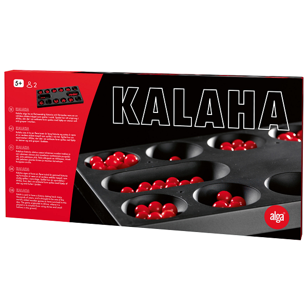Image of   Kalaha - Fun & Games