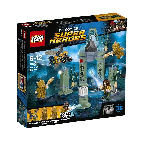 Image of   Kampen om Atlantis - 76085 - LEGO Super Heroes