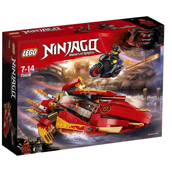 Image of Katana V11 - 70638 - LEGO Ninjago (70638)