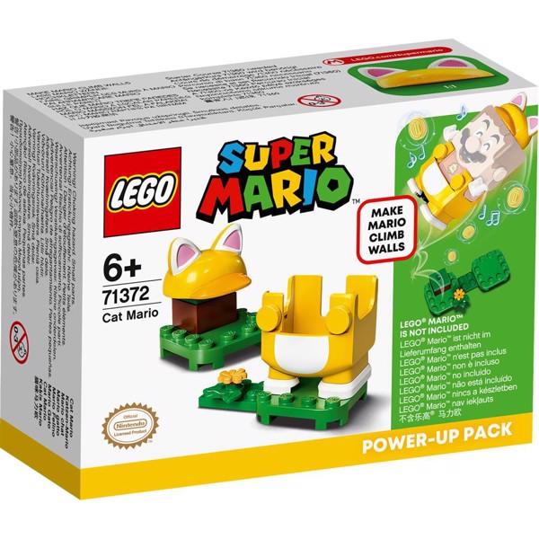 Image of Katte-Mario powerpakke - 71372 - LEGO Super Mario (71372)