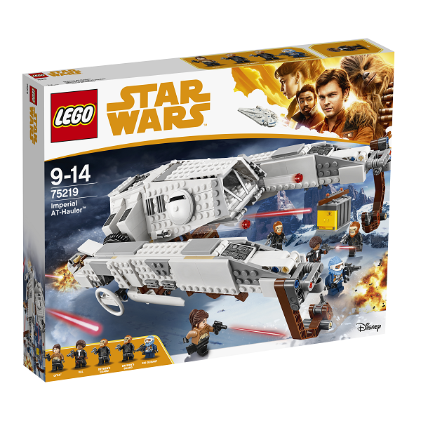 Image of Kejserlig AT-fragtfartøj - 75219 - LEGO Star Wars (75219)