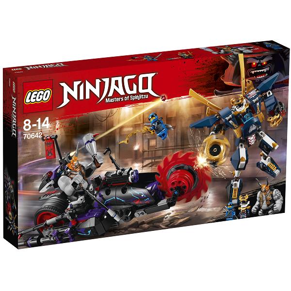 Killow mod Samurai X - 70642 - LEGO Ninjago