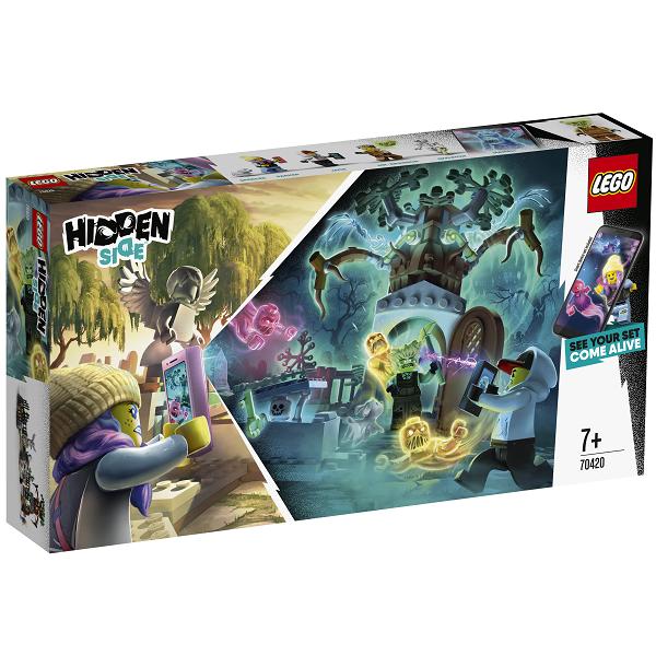 Image of Kirkegårdsmysterium - 70420 - LEGO Hidden Side (70420)