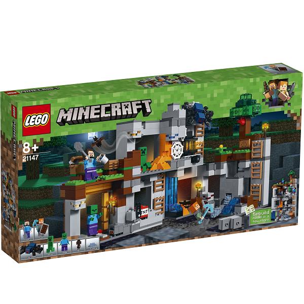 Klippeeventyret - 21147 - LEGO Minecraft