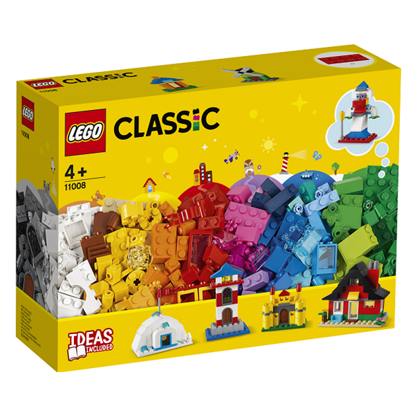 Image of Klodser og huse - 11008 - LEGO Bricks & More (11008)