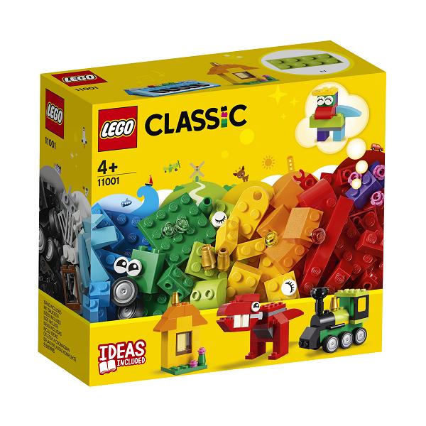 Image of Klodser og idéer - 11001 - LEGO Bricks &More (11001)