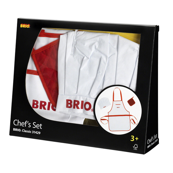 Kokkesæt - 31429 - BRIO Home