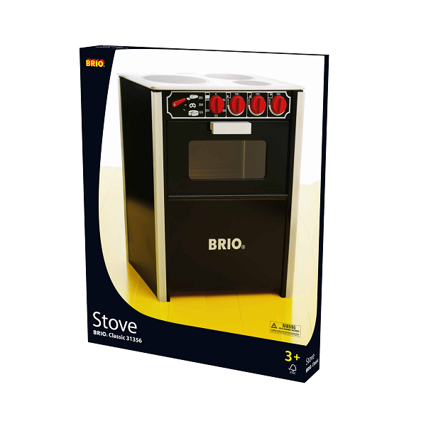 Image of   Komfur, sort - 31356 - BRIO Home