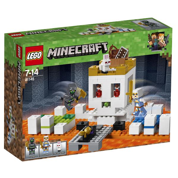 Kraniearenaen - 21145 - LEGO Minecraft