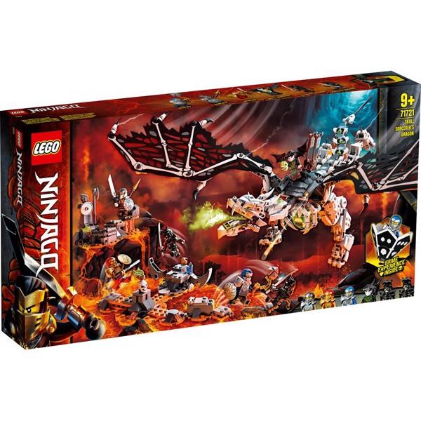 Image of Kranietroldmandens drage - 71721 - LEGO Ninjago (71721)