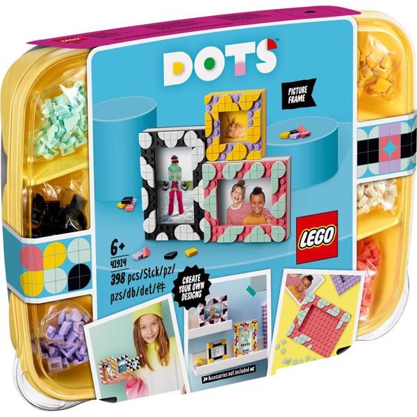 Image of Kreative billedrammer - 41914 - LEGO DOTS (41914)