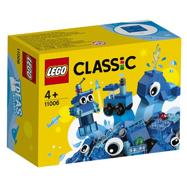 Image of Kreative blå klodser - 11006 - LEGO Bricks & More (11006)