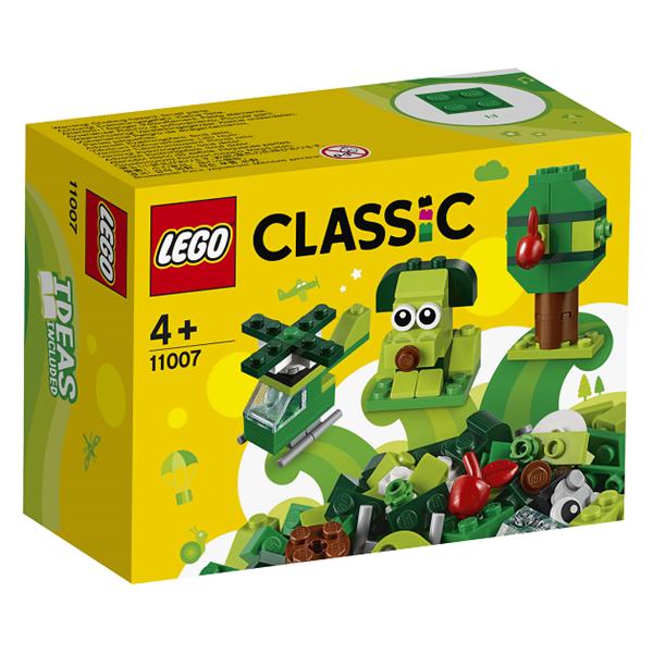 Image of Kreative grønne klodser - 11007 - LEGO Bricks & More (11007)
