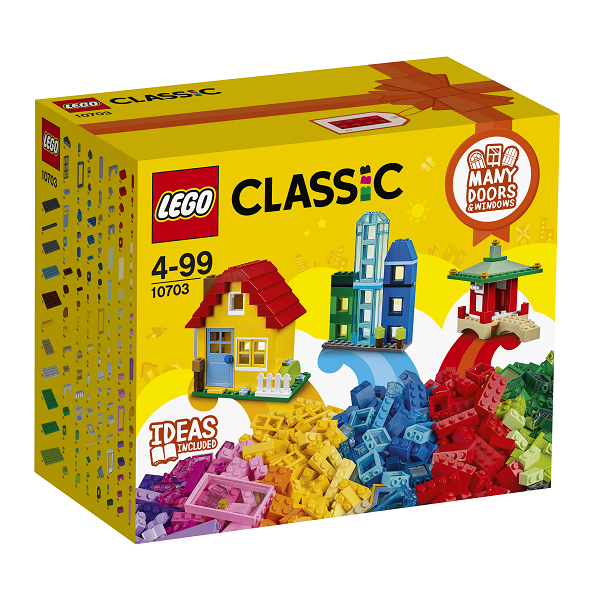 Image of Kreativt byggesæt - 10703 - LEGO Bricks & More (10703)