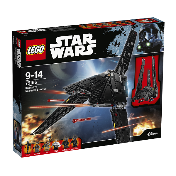 Image of Krennics Imperial Shuttle - 75156 - LEGO Star Wars (75156)