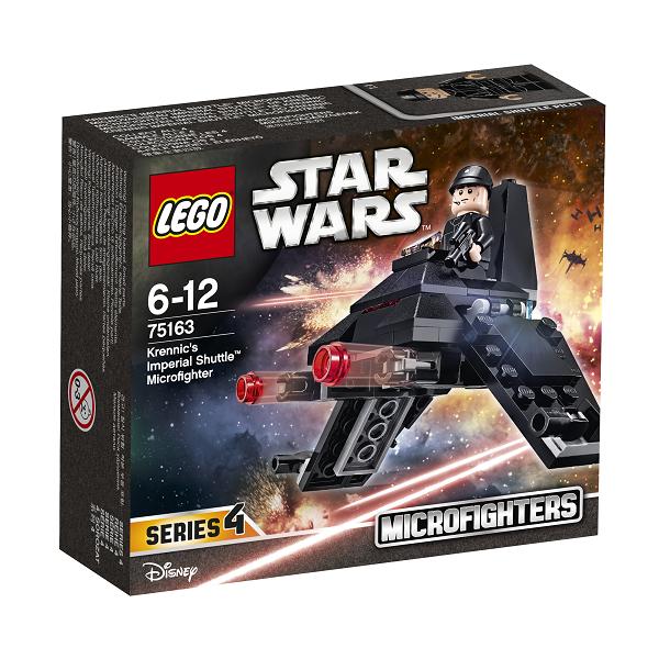 Image of Krennics Imperial Shuttle microfighter - 75163 - LEGO Star Wars (75163)